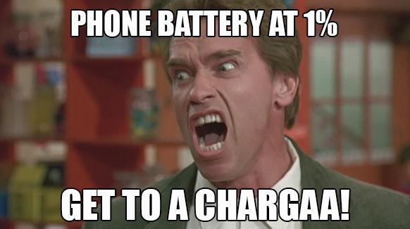 Puis-je gronder mon téléphone ?