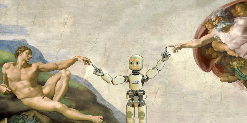 """""""L'IA forte, c'est le déicide"""" : entretien avec Dominique Sciamma"""