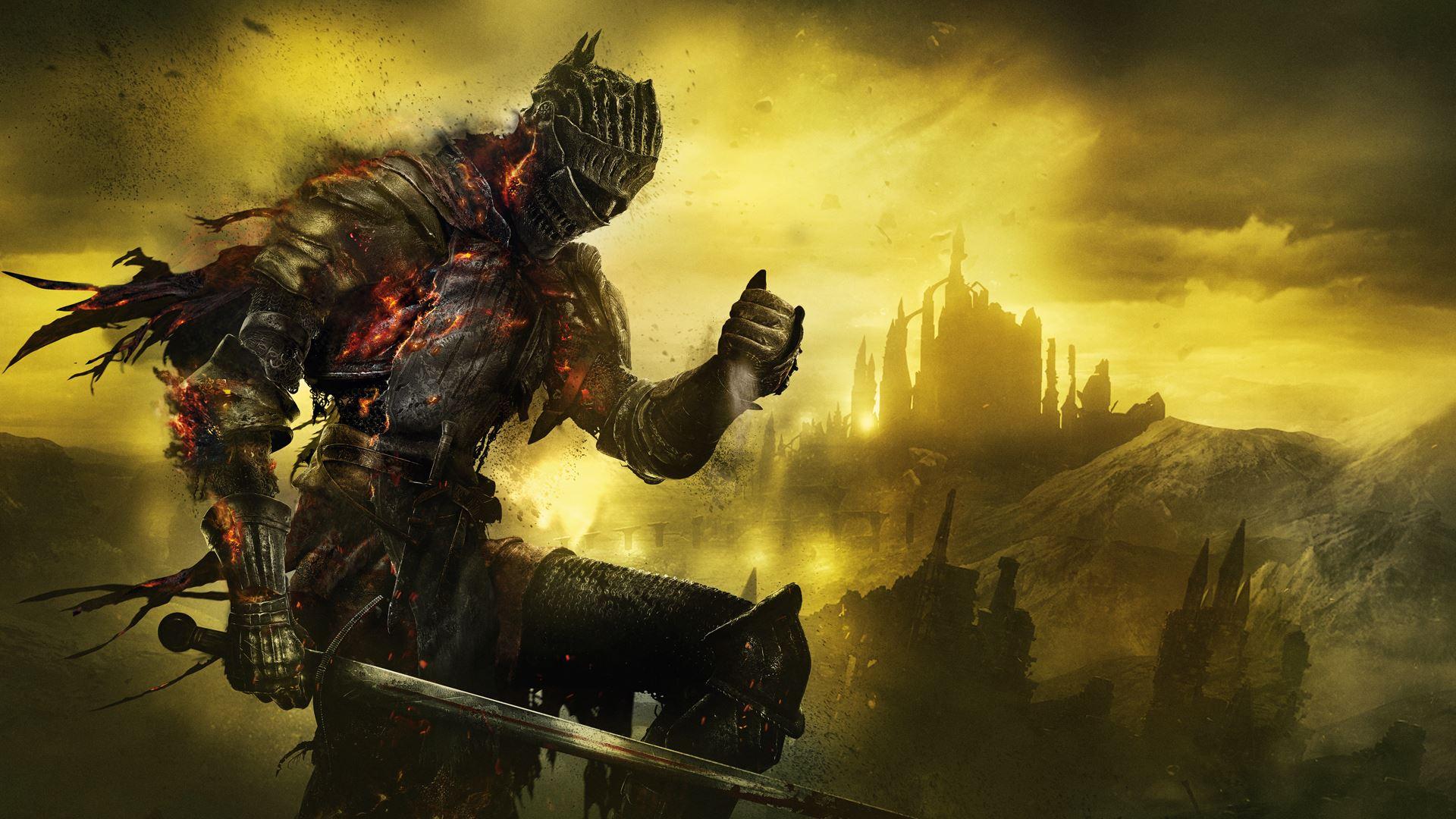 Dark Souls III ou la vie avec les jeux vidéo