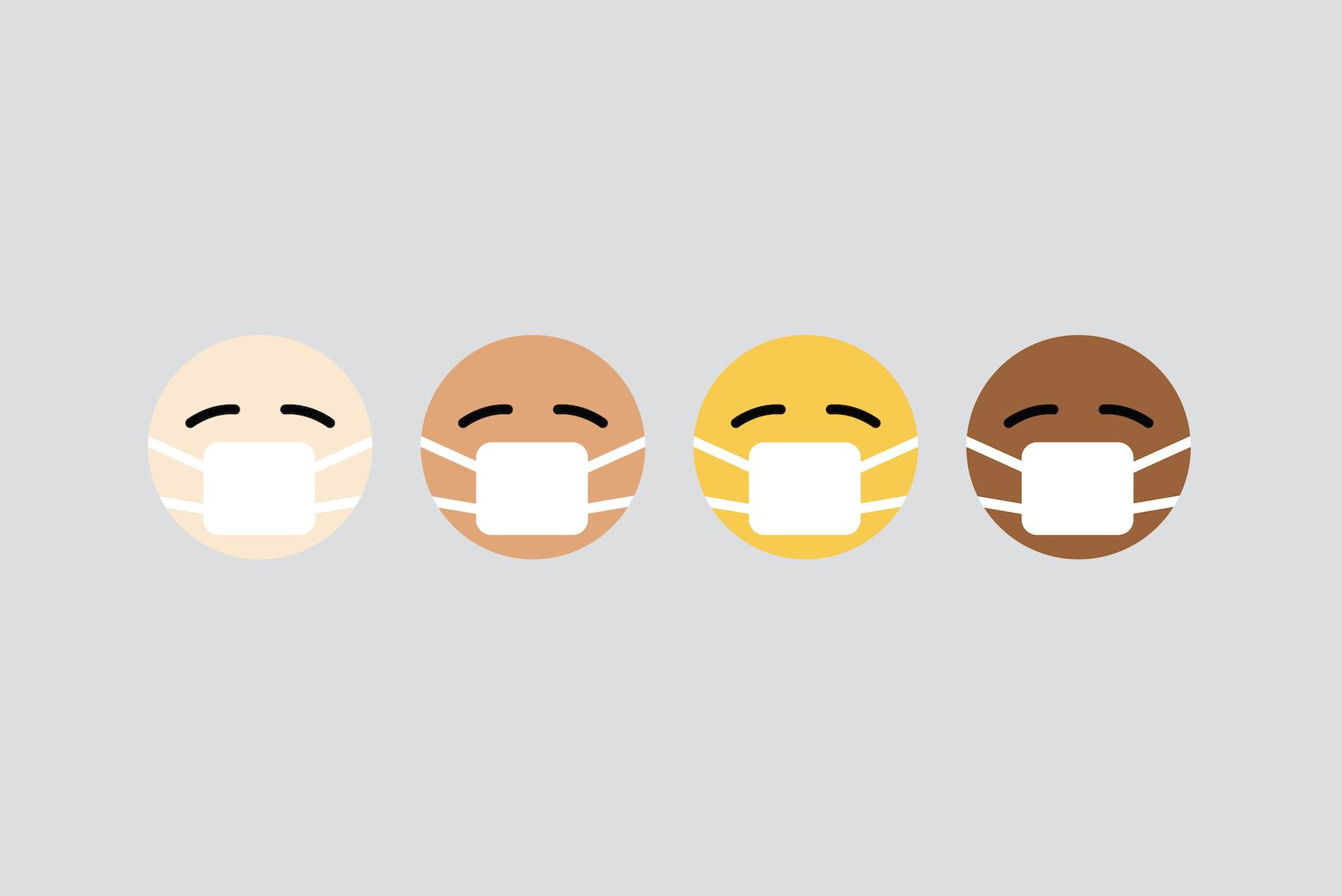 L'humain masqué : du rappel  à l'ordre au rappel à l'autre